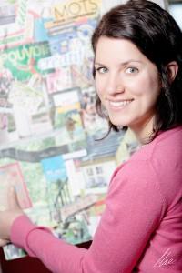 Manon Lavoie, créatrice de mcommemuses.com