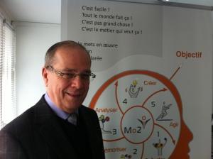 Joël Guillon, le révélateur d'excellence  !