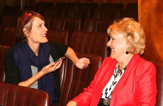 Rencontre avec Lise Bourbeau