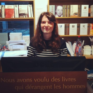 Katia, la libraire de l'Usage du monde