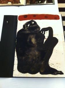Oeuvre : Marcos Bontempo.  Artiste argentin.