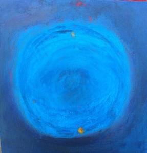 """ The eye of the universe "" Sandra C."